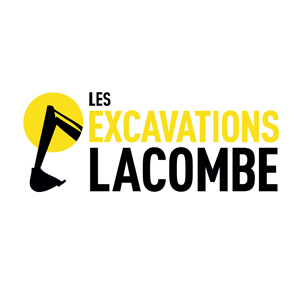 Logo Les Excavations Lacombe